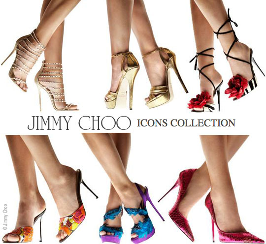 , Jimmy Choo Icons 2012 : Collection 15e Anniversaire