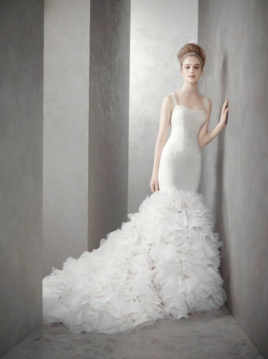 , White by Vera Wang : Robes de Mariée Printemps Ete 2012