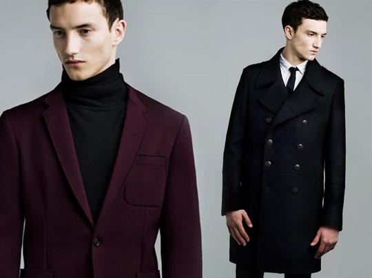 zara homme novemebre 2011 2 Zara Homme Hiver 2011 2012 : Lookbook Novembre