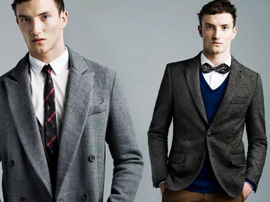 zara homme novemebre 2011 3 Zara Homme Hiver 2011 2012 : Lookbook Novembre