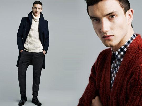 zara homme novemebre 2011 4 Zara Homme Hiver 2011 2012 : Lookbook Novembre
