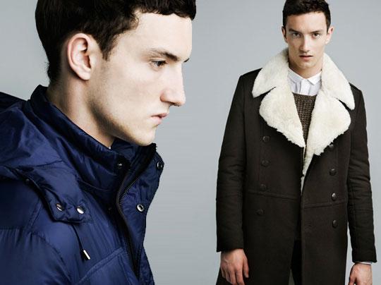 zara homme novemebre 2011 5 Zara Homme Hiver 2011 2012 : Lookbook Novembre