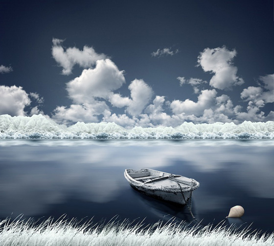 , Caras Ionut Photographie : La Vie en Bleu