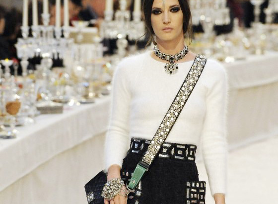 , Chanel Paris Bombay Metiers d'Art Pre Fall 2012