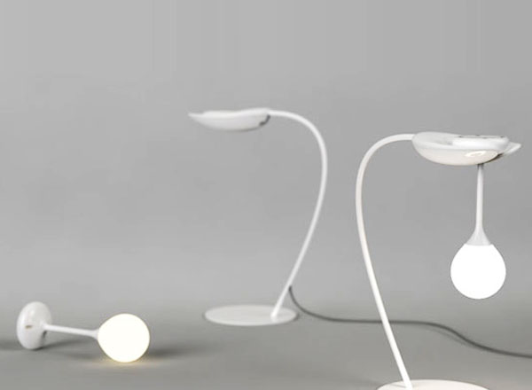 Drop Light DOOlight Luminaire 4 Drop Light by Doolight : Gouttes de Lumière Modulables