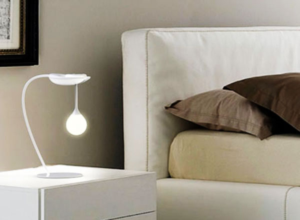 Drop Light DOOlight Luminaire 5 Drop Light by Doolight : Gouttes de Lumière Modulables