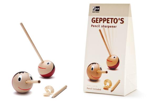 , Geppeto le Taille Crayon des Petits Menteurs