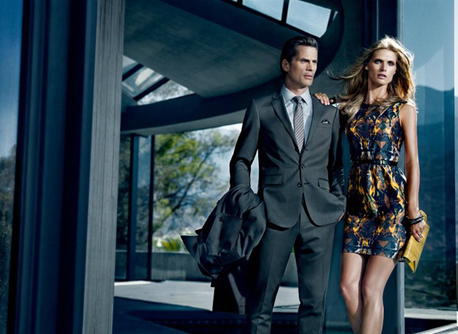 hugo boss black ete 2012 3 Hugo Boss Black Printemps Ete 2012 Campagne