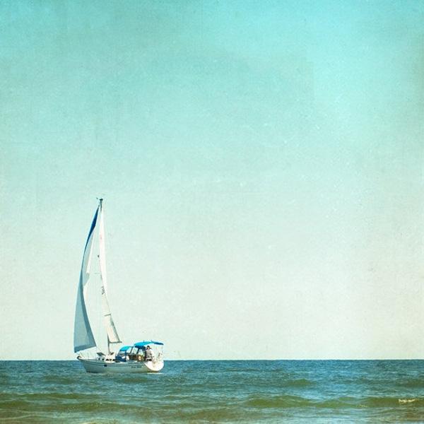 , Carolyn Cochrane Photographie : Un Monde Bleu Ocean