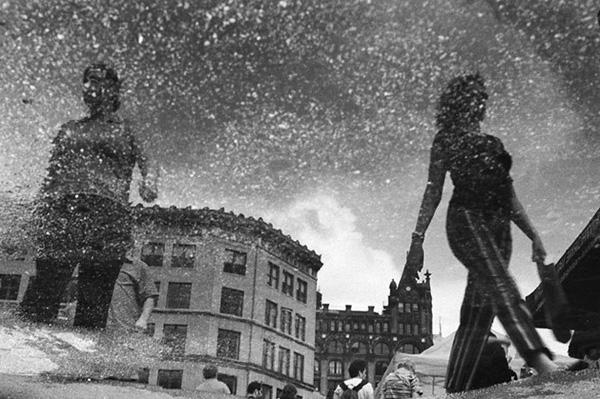 , Reflections par Ira Fox : Réflexion Photographique