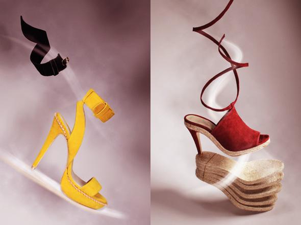 , Eugene Riconneaus Ete 2012 : Chaussures Artisanalement Chics