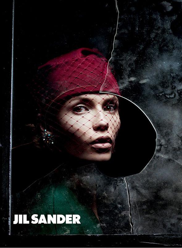 , Jil Sander Printemps Ete 2012 : Une Campagne Cinématographique