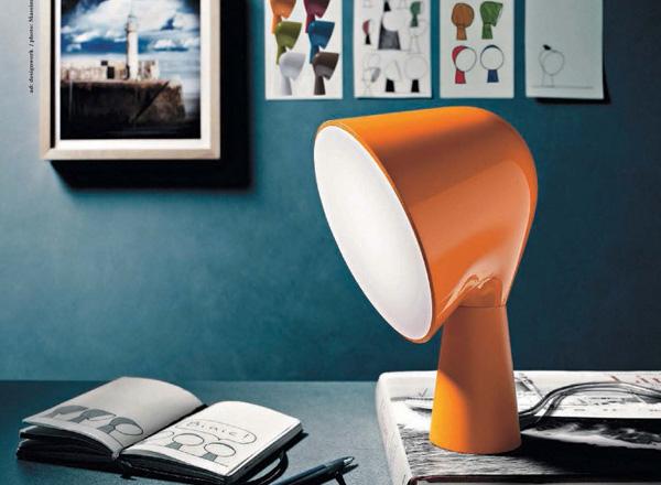 , Lampe Phare Binic par Ionna Vautrin pour Foscarini