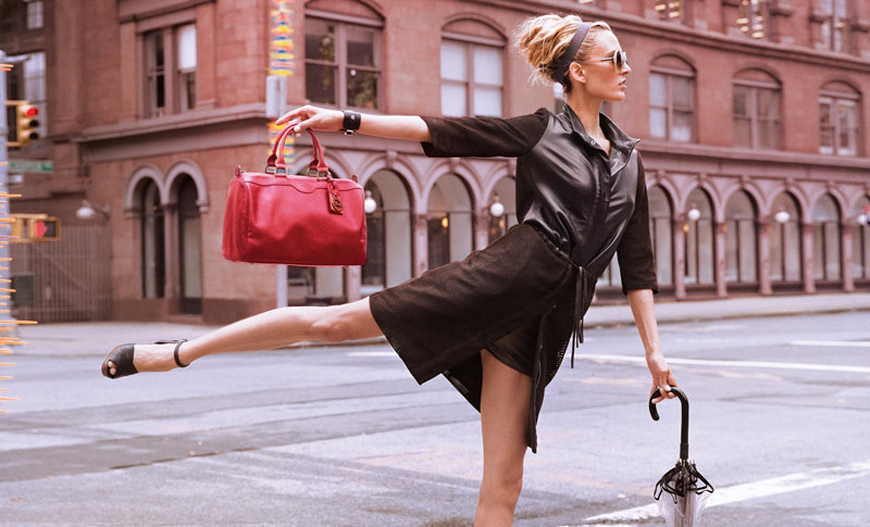 , Campagne Longchamp Printemps 2012 : Y'a de la Joie