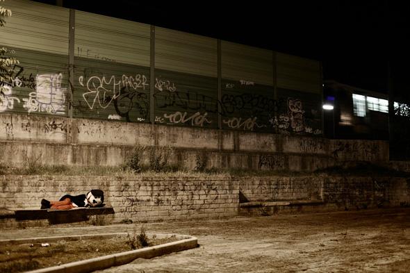 , Benjamin Béchet Photographie : La Fin des Super Héros