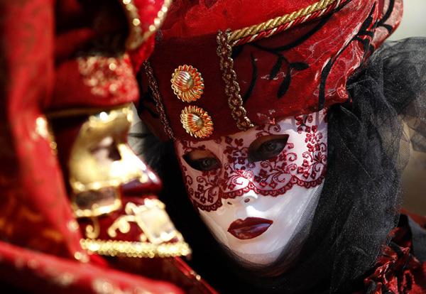 carnaval venise 2012 1 Carnaval de Venise 2012 : Voyage au Pays des Masques