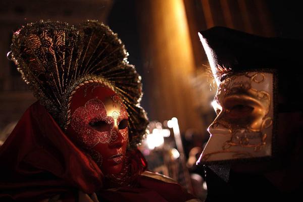 carnaval venise 2012 10 Carnaval de Venise 2012 : Voyage au Pays des Masques