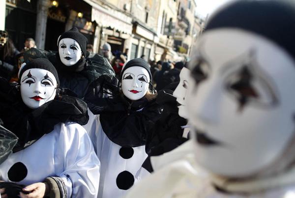 carnaval venise 2012 6 Carnaval de Venise 2012 : Voyage au Pays des Masques