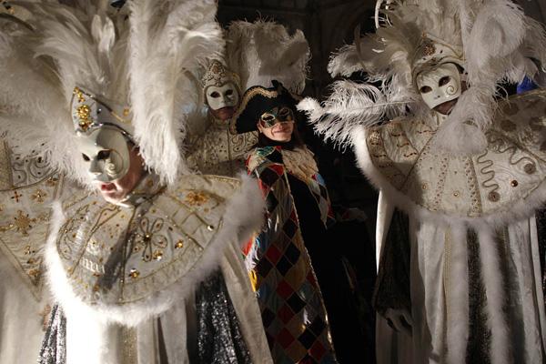 carnaval venise 2012 8 Carnaval de Venise 2012 : Voyage au Pays des Masques