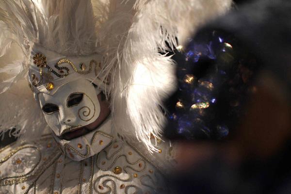 carnaval venise 2012 9 Carnaval de Venise 2012 : Voyage au Pays des Masques