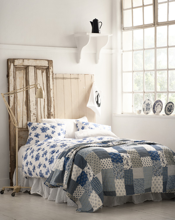 hm home ete 2012 1 H&M Home 2012 : Collection Maison Bleu Déco