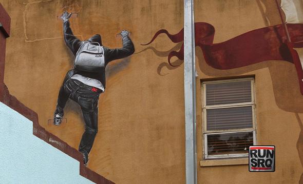 mto graffiti art 2 MTO un Graffiti Artiste aux Peintures Hyper Realistes