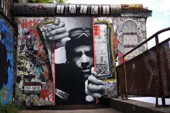 mto graffiti art 6 MTO un Graffiti Artiste aux Peintures Hyper Realistes