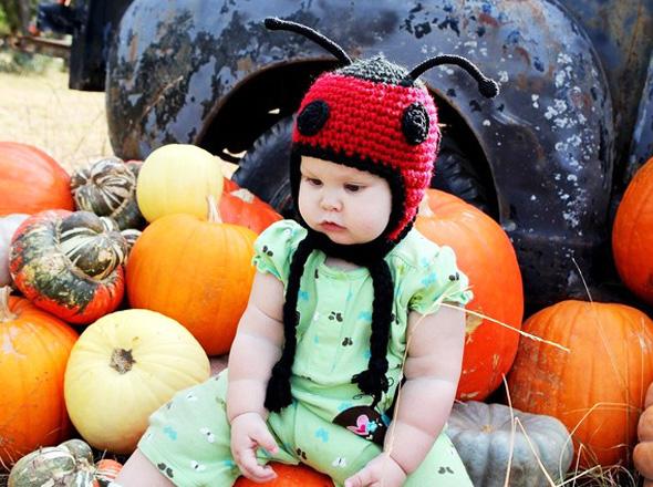 thread and etc baby 1 - Beliz Saruhanli : Adorables Bonnets en Crochet pour Bébé