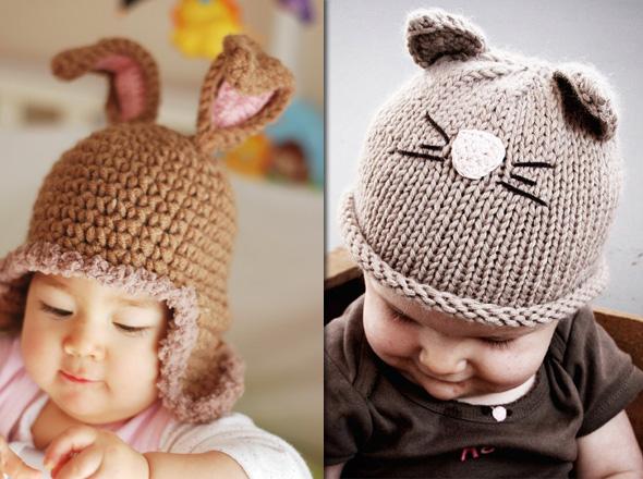 thread and etc baby 2 - Beliz Saruhanli : Adorables Bonnets en Crochet pour Bébé