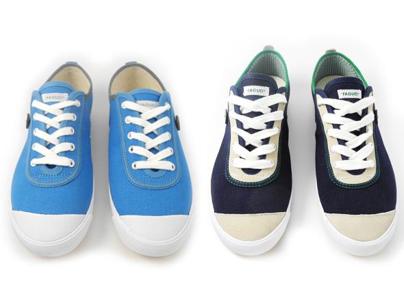 , Faguo Printemps Ete 2012 : Du Bleu et des Rayures