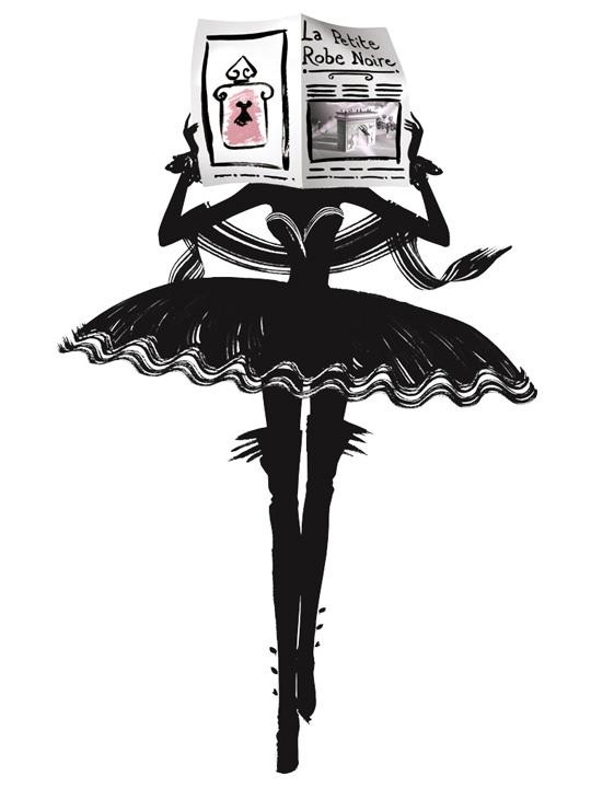 La Petite Robe Noire de Guerlain 2012 3 Parfum La Petite Robe Noire de Guerlain par Kuntzel et Deygas
