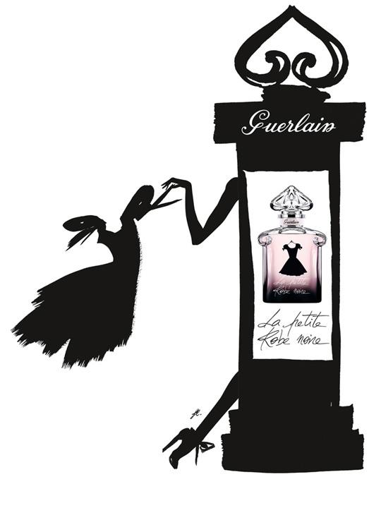 La Petite Robe Noire de Guerlain 2012 4 Parfum La Petite Robe Noire de Guerlain par Kuntzel et Deygas
