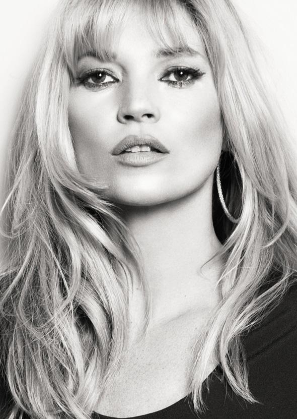 , Kate Moss Star Mango de la Campagne Printemps Eté 2012