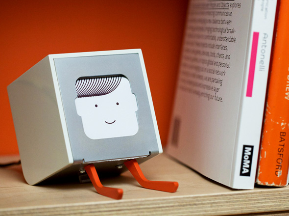 , BergCloud Little Printer : Imprimante de Poche Innovante