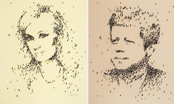 portraits craig alan 03 Craig Alan Photographie : Human Pixel Art en Portraits