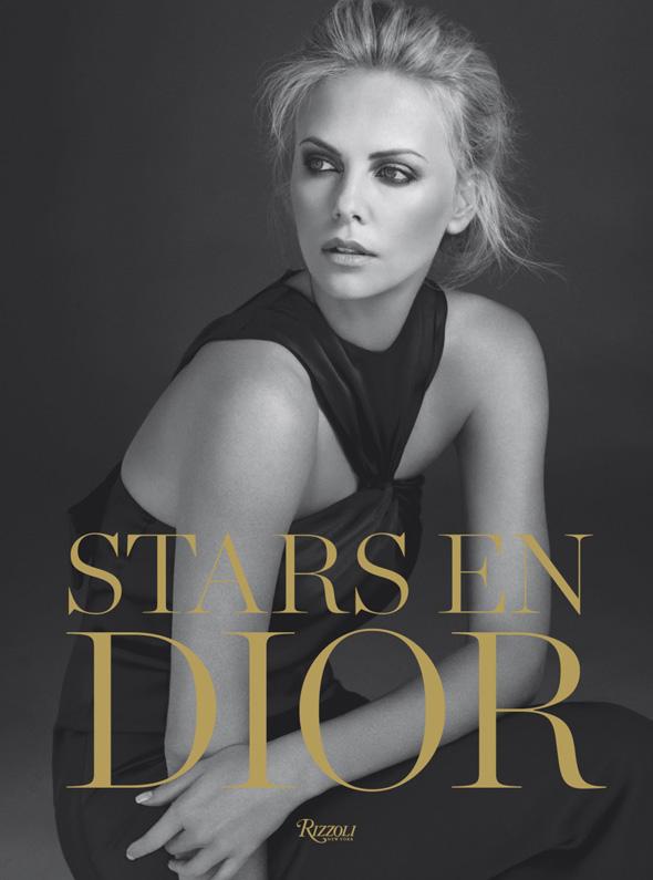 Livre Stars en Dior, Livre «Stars en Dior» : Dior fait son Cinéma en 250 Photos