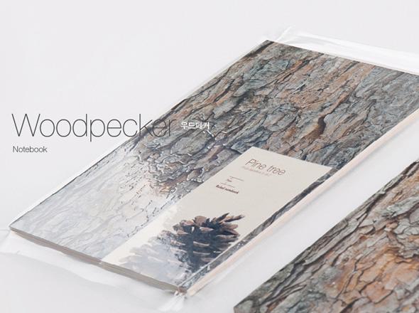 , Carnets Woodpecker par Tale Design : Beauté et Noblesse du Papier