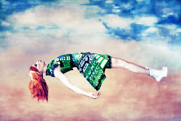 , Mary Katrantzou & Erik Madigan Heck : The Surrealist «Fashion» Ideal