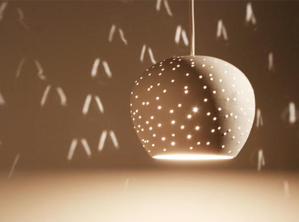 , Light Texture Luminaires Organiques et Poétiques