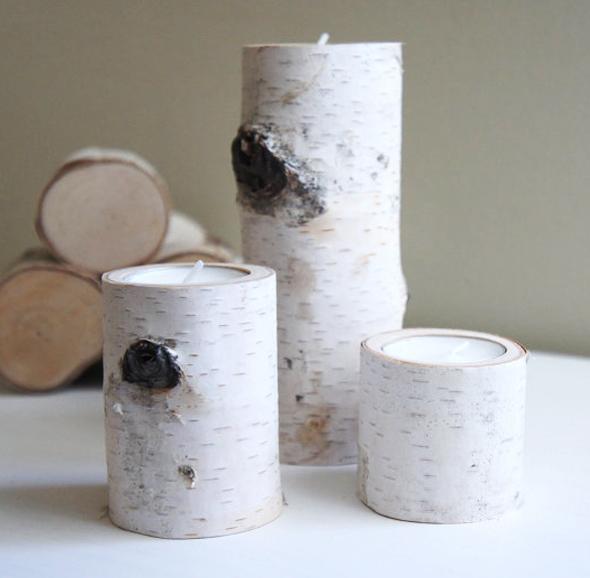 , Urban + Forest : Déco Minimaliste et Rustique