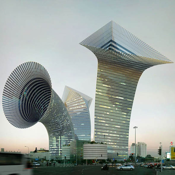 , Photographies par Victor Enrich : Architecture Impossible