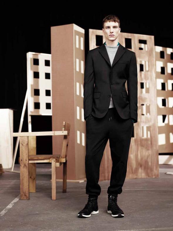 , Adidas SLVR Hiver 2012 2013 : Lookbook Conceptuel