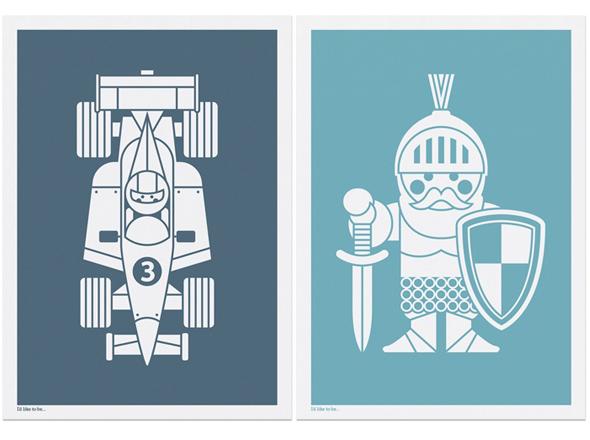 , Illustrations par Jamie Nash : I'd Like To Be…