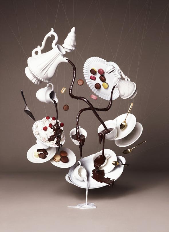 , Chocolate Trail par NAM : Macarons et Chocolats en Apesanteur