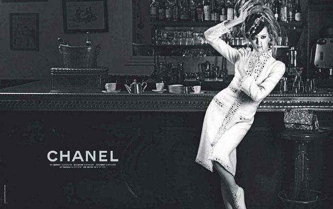 , Campagne Chanel Paris-Bombay Hiver 2012 2013