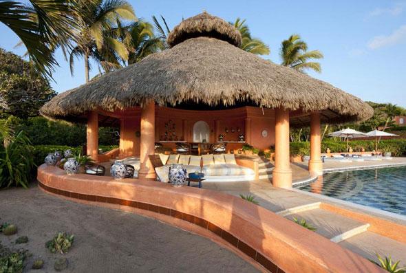 , Hôtel Cuixmala Mexique : Luxe et Biosphère