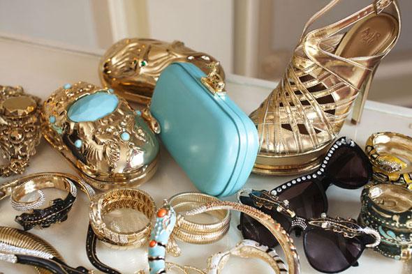 , H&M x Anna Dello Russo : Ligne d'Accessoires pour la Rentrée 2012