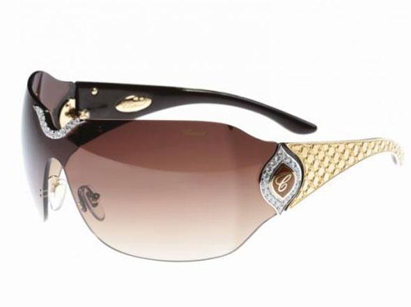 10f40ac95afb85 Lunettes de Soleil Chopard à 400.000 Dollars - MaxiTendance