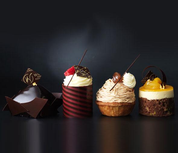 William,Curley,Cake,Gateau,Couture,1