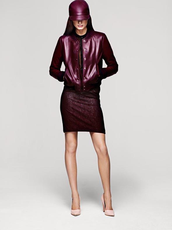 , H&M Hiver 2012 2013 : Lookbook avec Ava Smith